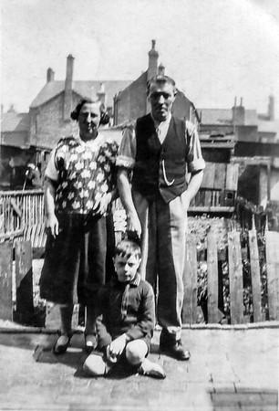 Nellie, Doug and Herbert Yates