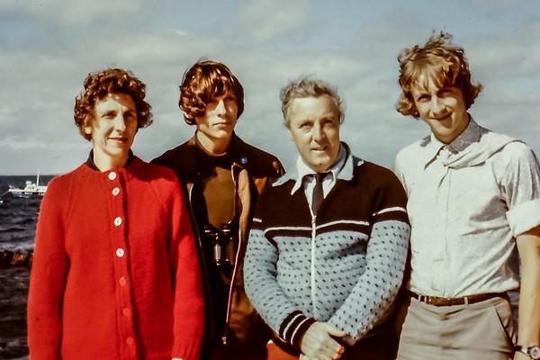 John O'Groats 1974