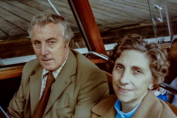 Dad & Mum, Amsterdam, 1981