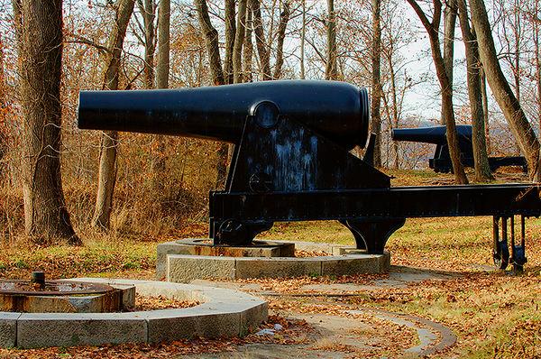 Fort Foote, MD, December 17, 2005