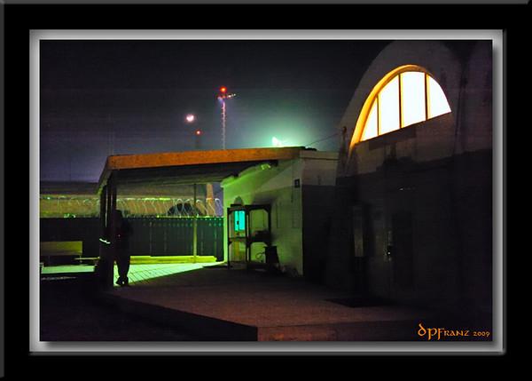 Kandahar Air Field, Afghanistan, December 19-23, 2009