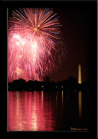 Washington DC, July 4, 2006