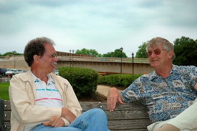 Bob's Visit, July 2004