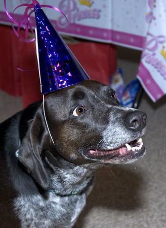 Simone's First Birthday