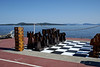 Chess By The Sea