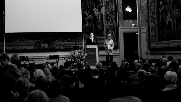Johannes Kirschenmann und Mirijam Geiger-Riess