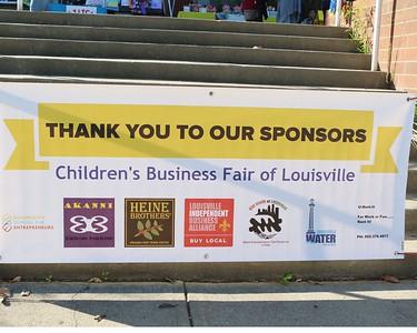 Action Children Business Fair Park Du Valle
