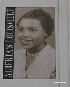 "Louisville Honor""s Alberta King Home Town Hero"