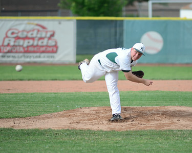 Iowa City High vs. Kennedy Baseball 6/23/14