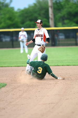 Kennedy vs.Prairie Baseball 6/10/14