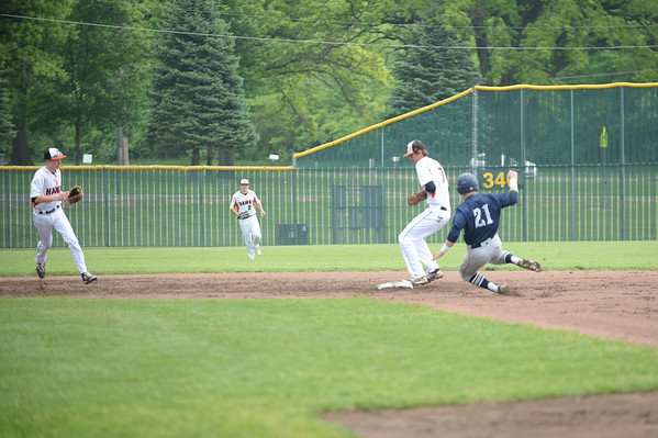 Metro Baseball Tournament-Prairie vs. Xavier