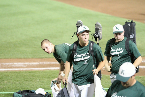 State Baseball Tournament Kennedy vs. S.E. Polk 7/30/14