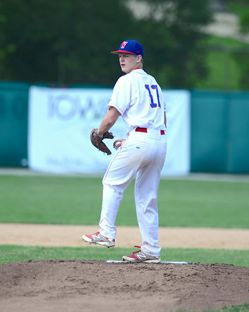 Washington vs. Prairie Baseball 7/9/14