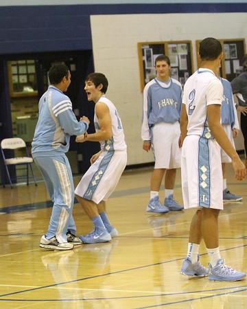 Jefferson vs. Marion Boys Basketball 12/7/13