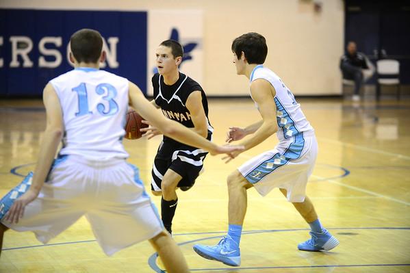 Linn-Mar vs. Jefferson Boys Basketball 12/