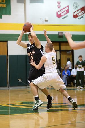 Linn-Mar vs. Kennedy Boys Basketball 2/14/14