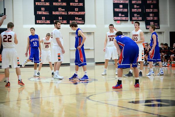 Marshalltown vs. Prairie Boys' Basketball 2/24/14