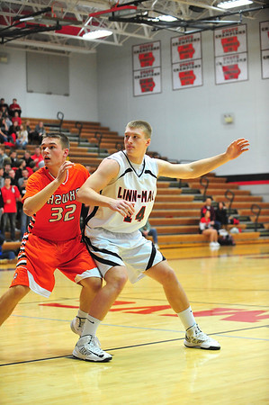 Prairie vs. Linn-Mar Boys' Basketball