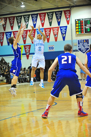 Washington vs. Jefferson Boys' Basketball 1/4/14