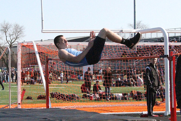 Jefferson at the Prairie's Hawkins Relays 4/15/14