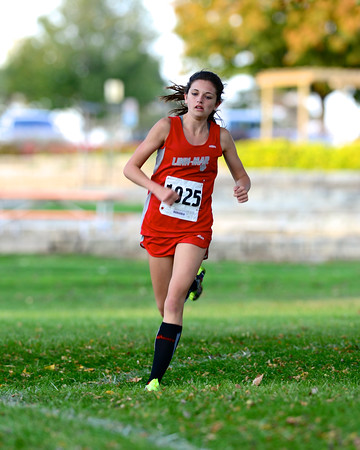 Girls MVC Divisional Cross Country Meet 10/17/13