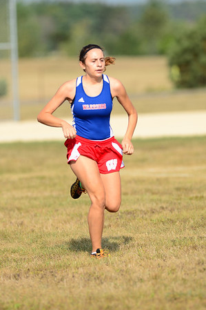 Linn-Mar Cross-country Invitational - Girls 9/7/13