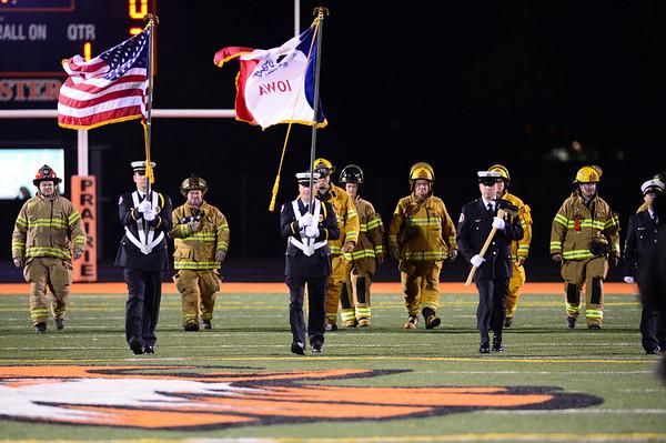 Iowa City West vs. Prairie Football 9/20/13