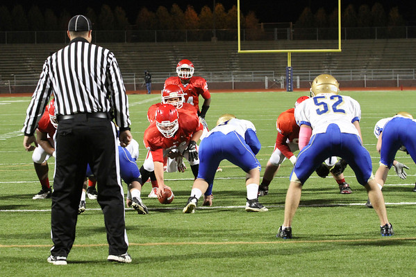 Wahlert vs. Washington Football 10/24/13