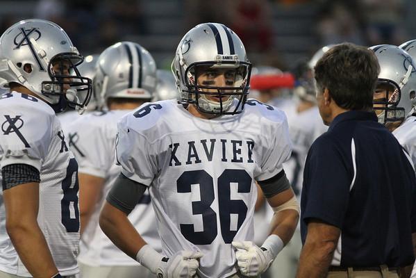 Xavier vs. Kennedy Football 9/27/13