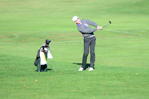 4A State Golf Tournament Day 2 -10/12/13