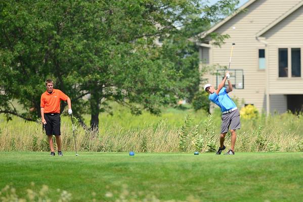 Linn-Mar Golf Invitational -Boys'- 8/19/13
