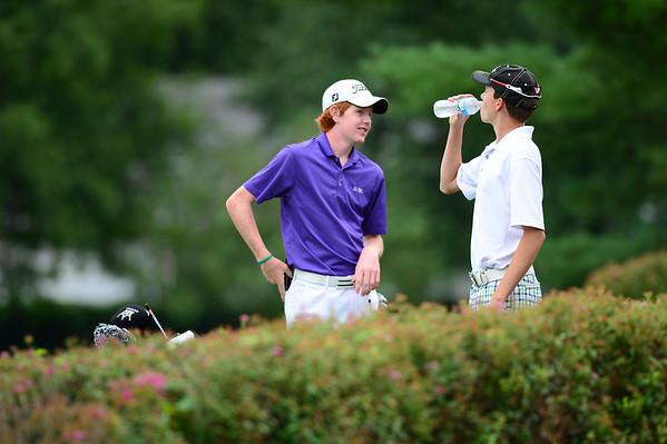 Rotary Pribyl Junior Golf Tournament 8/9/13