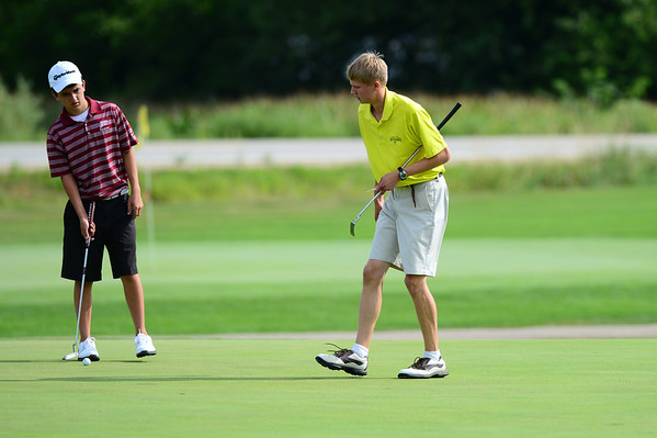 MVC Golf Super Meet - 8/15/13 Boys