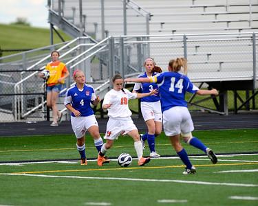 Girls Regional Soccer Washington vs. Prairie 6//4/14