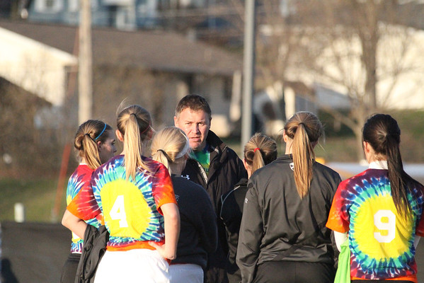 Linn-Mar vs. Kennedy Girls Soccer 4/17/14