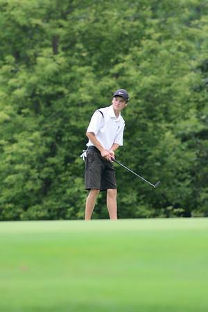 Linn-Mar Invitational Boys Golf 8/18/14