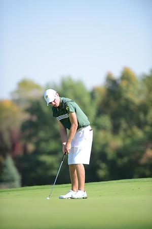 MVC Divisional Boy's Golf 9/29/14
