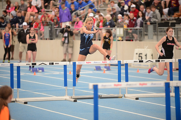 2014 State Track and Field Meet-Girls- Day 1- 5/22/14