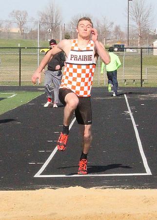"Prairie at the ""Hawkins Relays"" 4/15/14"