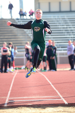Kennedy at John Ask Relays 3/29/14