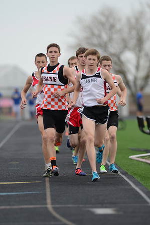 MVC Valley Divisional Boys Track 5/8/14