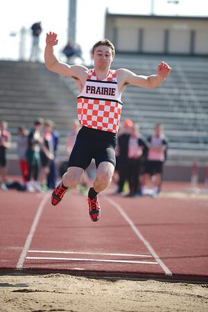 Prairie at John Ask Relays 3/29/14
