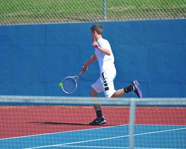 Jefferson vs. Washington Boy's Tennis 5/17/14