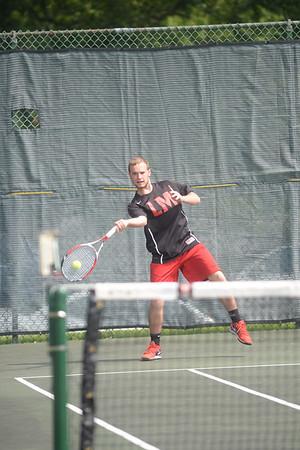 Linn-Mar at Boys State tennis-5/30/14
