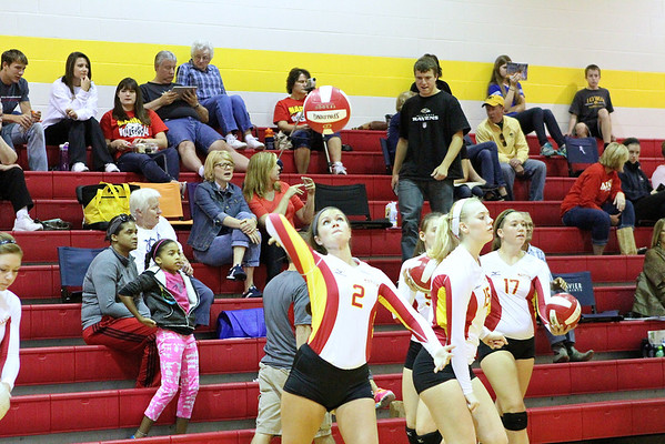Marion Volleyball Tournament-9/21/13 Marion vs. Xavier- Pool Play and Championshipl Photos