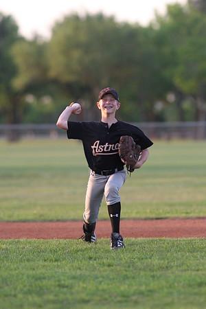 Rangers v. Astros 4-11-08