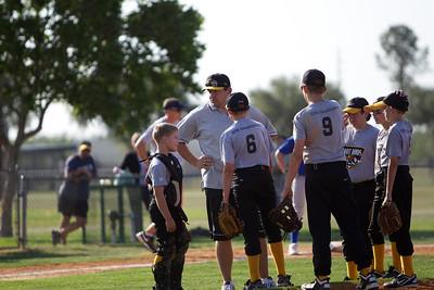 Rangers v. Hot Rods 5-24-11