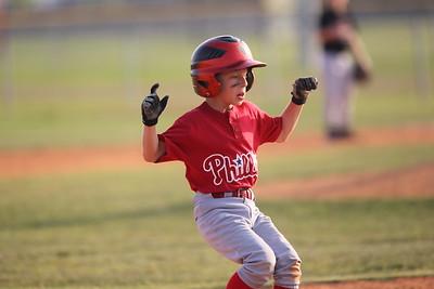 Phillies v. Astros 4-18-11