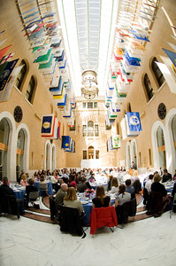 2011 Tsongas Scholarship Luncheon at the Boston Statehouse