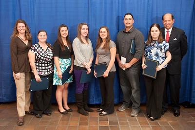 Academic Awards Ceremony 2012